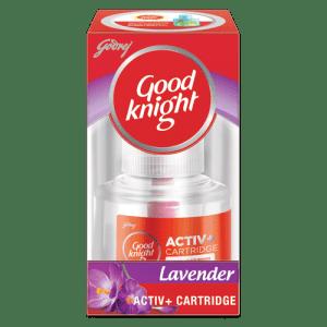 चांगली लव्हेंडर सुगंध आणि डासांची सुटका - अॅक्टिव+ लॅव्हेंडर रीफिल