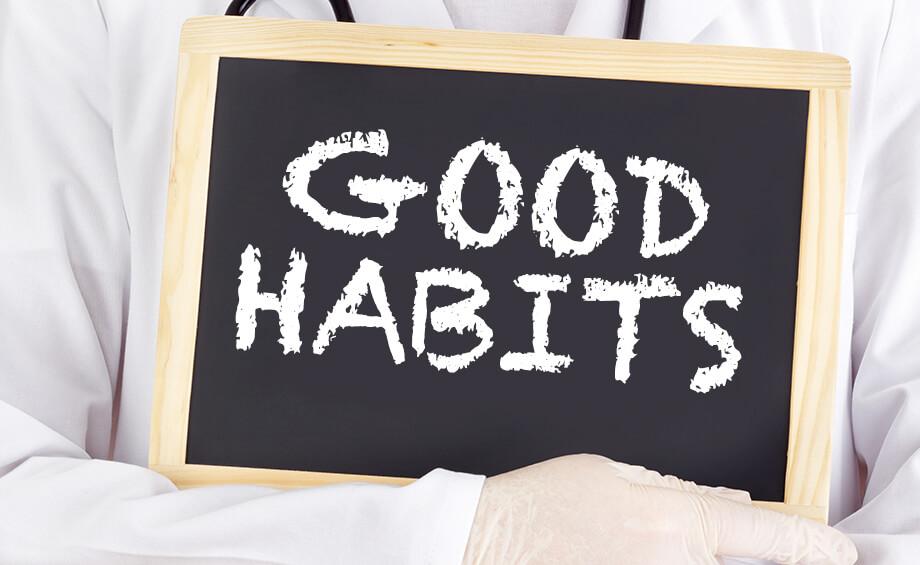 12 5 Good Habits