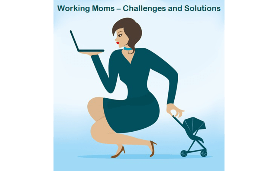 Working Moms - Challenges and Solutions - Goodknight Blog