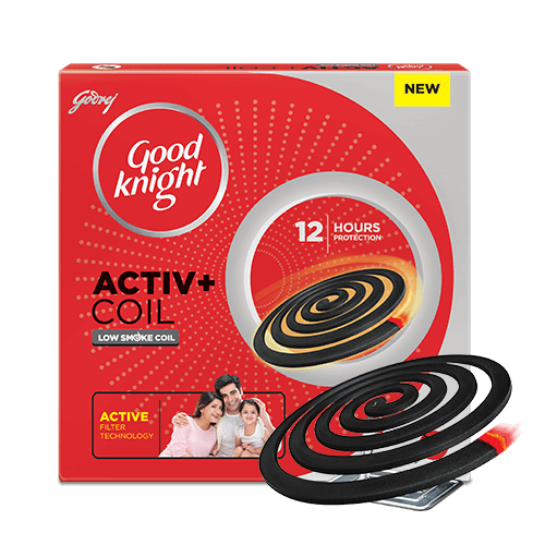 Goodknight Activ+ Low Smoke Mosquito Coil