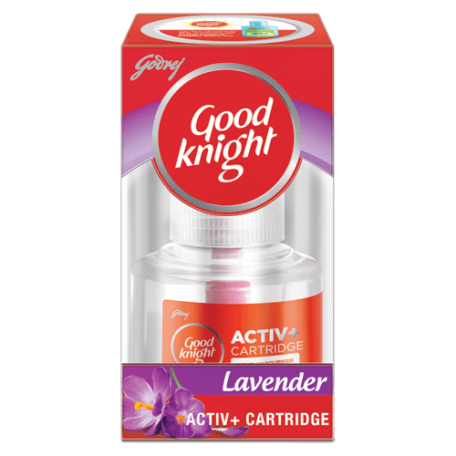 Goodknight Activ+ Refill with Lavender Fragrance