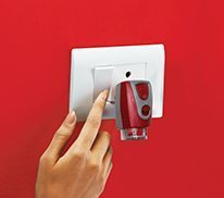 Plug in the Activ+ System into the socket.