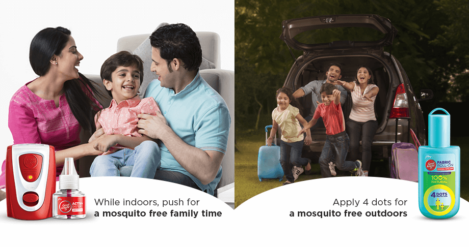 Mosquito Repellent for Mosquito Free Family Time